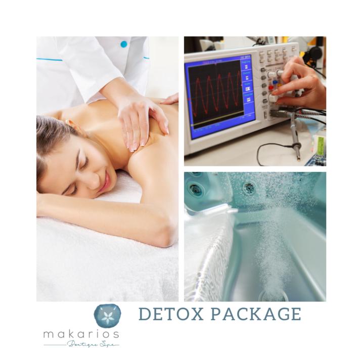 Exclusive Makarios Detox Package